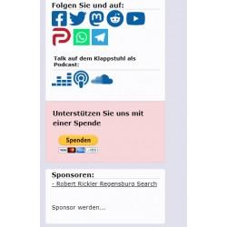 Sponsor von haOlam.de für 1...